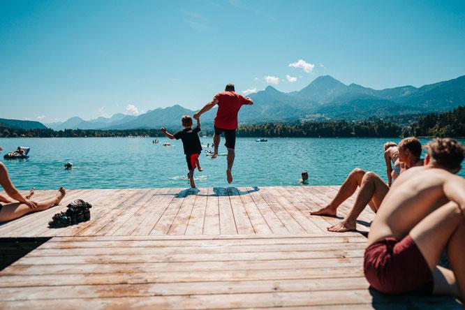 lake.bike Basecamp-Angebot ideal für Sommertrips