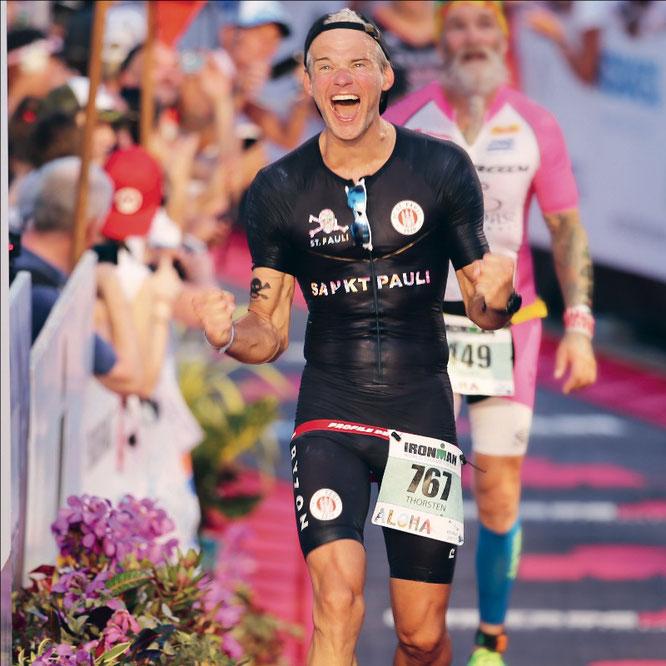 Zwischen Tagesschau und Triathlon - Thorsten Schröder und sein Weg zum Iron Man