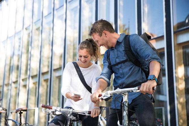 Deutsche Bahn und JobRad bringen über 40.000 DB Firmenräder auf die Straße