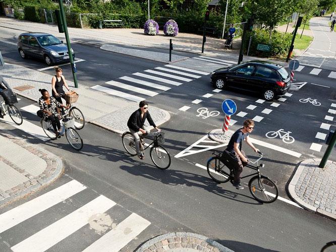 Radverkehr_Dänemark_Cyklistforbundet_Mikkel Østergaard
