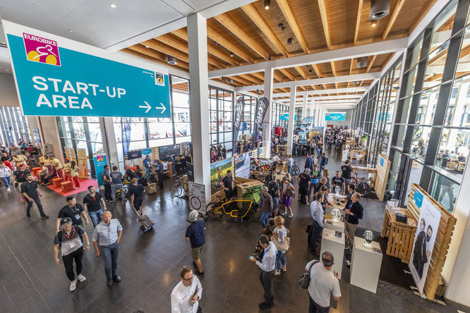 Eurobike Start-Up Award 2020: Wegbereiter in den Fahrradmarkt