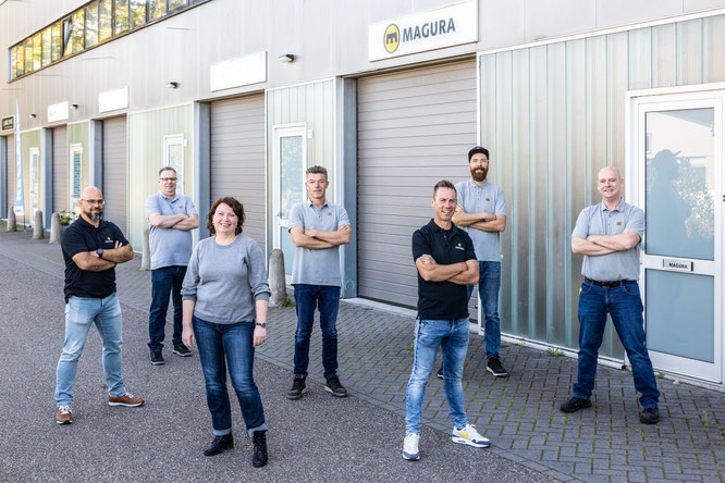Magura Bosch Parts & Services Team BeNeLux