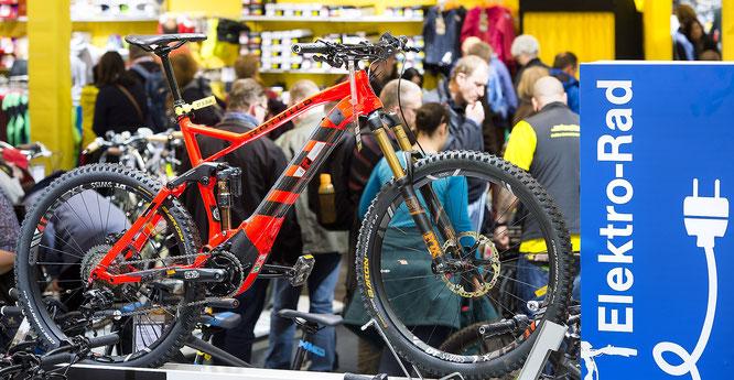 Vom 22. bis 25. Februar 2018 wird Essen zur Hauptstadt der Radfahrer.