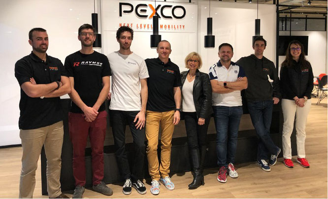 R RAYMON und Husqvarna Bicycles nun auch in Frankreich – die PEXCO GmbH startet mit eigenem Vertriebsteam im Land der Tricolore