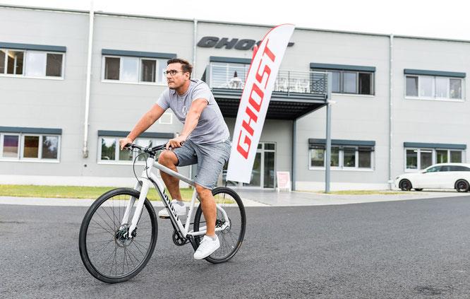 Uwe Kalliwoda verlässt nach 25 Jahren GHOST-Bikes. © GHOST-Bikes