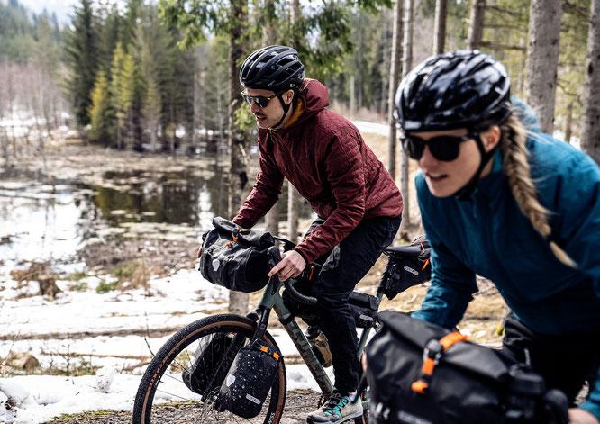 Corona als Beschleuniger für Bikepacking © Ortlieb