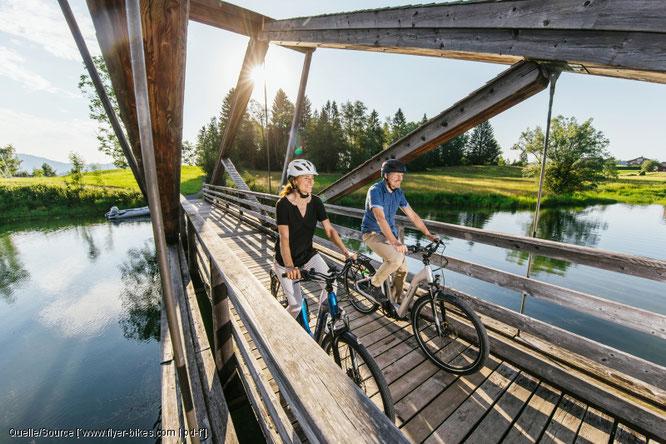 E‑Biken ist wie Radfahren – nur besser