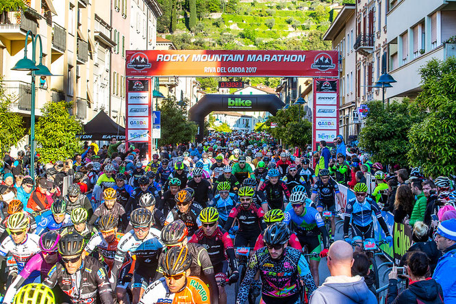Marathon-Start © Henning Angerer