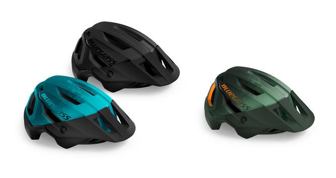 Bluegrass Rogue MTB Enduro Helm