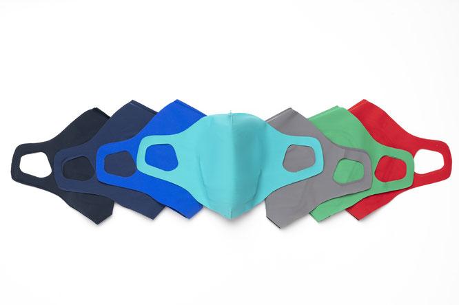 o-range Schutzmasken mit eigenem Logo