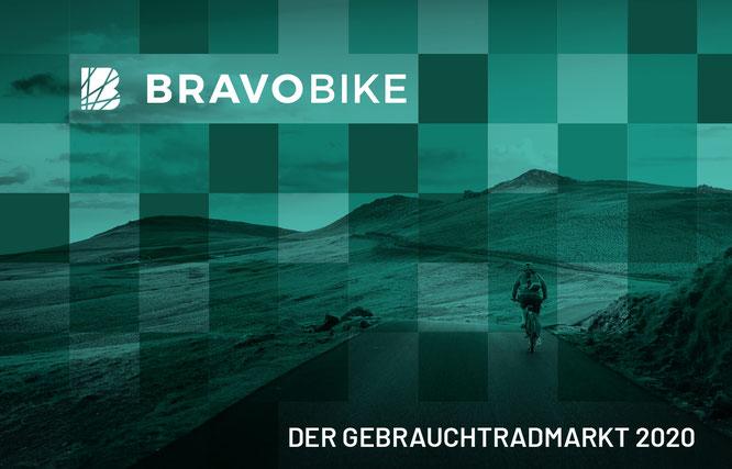 Gebrauchtradmarkt 2020 — Analyse von Bravobike anhand derer umfangreichen Ankaufs- und Verkaufsdaten