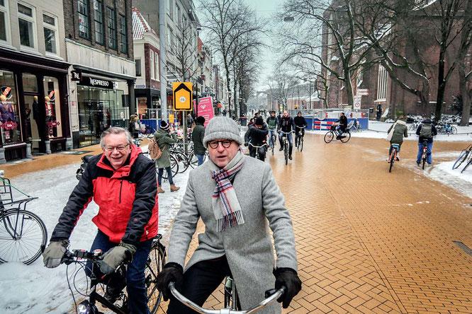 Koopmann und Lewe, Groningen / Foto: ADFC, Veenstra