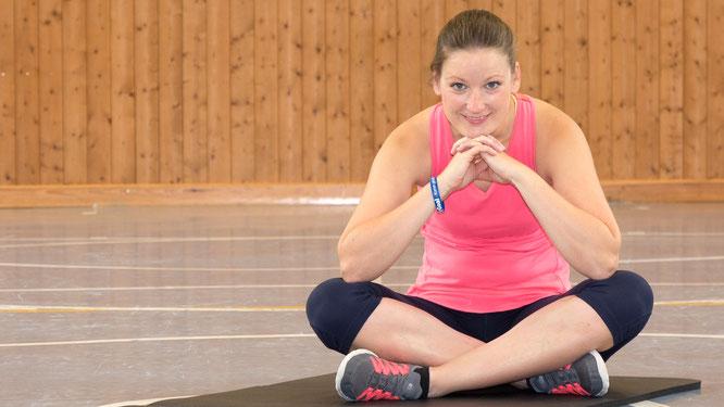 Anke Stefaniak, Sportwissenschaftlerin und Trainerin für Triathlon bei MyGoal Training ©mygoal.de