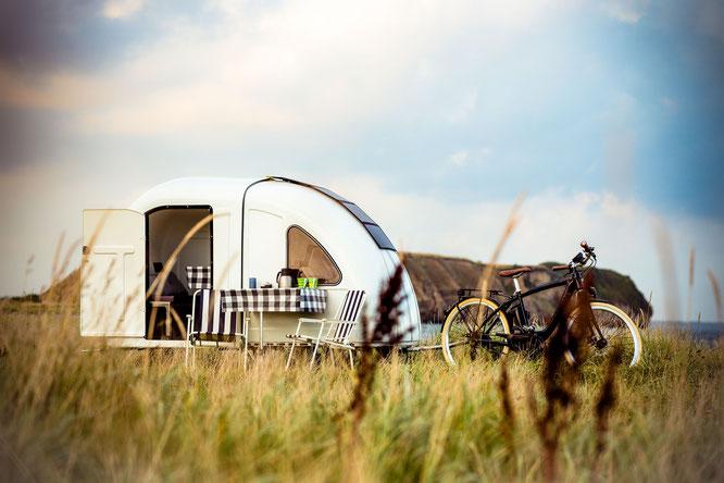 """Die Berkel.Bed.Box. ist Teil des INTERREG-Projektes """"berkeln 2018-2020"""". Foto: Wide Path Camper"""