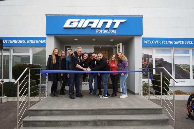 Fünf weitere inhabergeführte GIANT Stores eröffnet