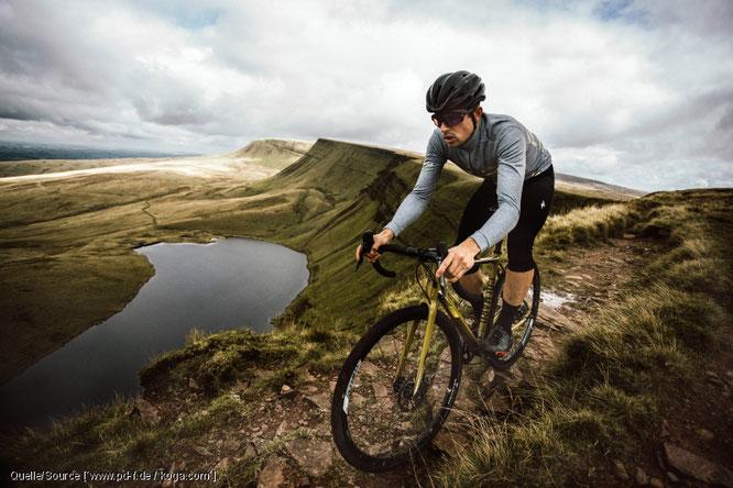 Cyclocross oder doch Gravel?