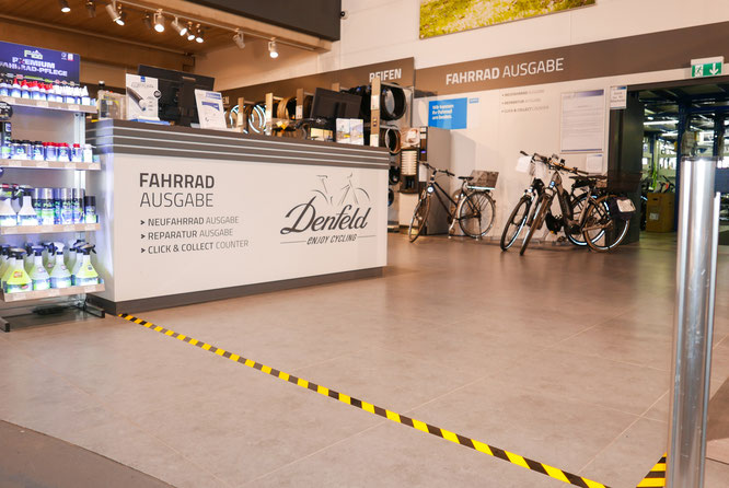 Fahrradwerkstätten bleiben weiterhin geöffnet