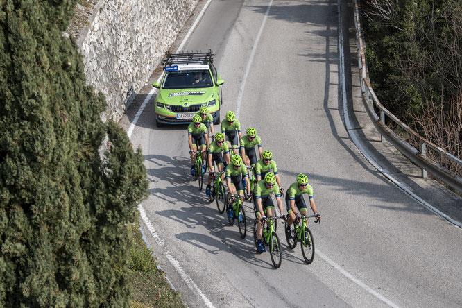XLC wird in diesem Jahr Partner des österreichischen UCI Continental Teams Hrinkow Advarics Cycleang