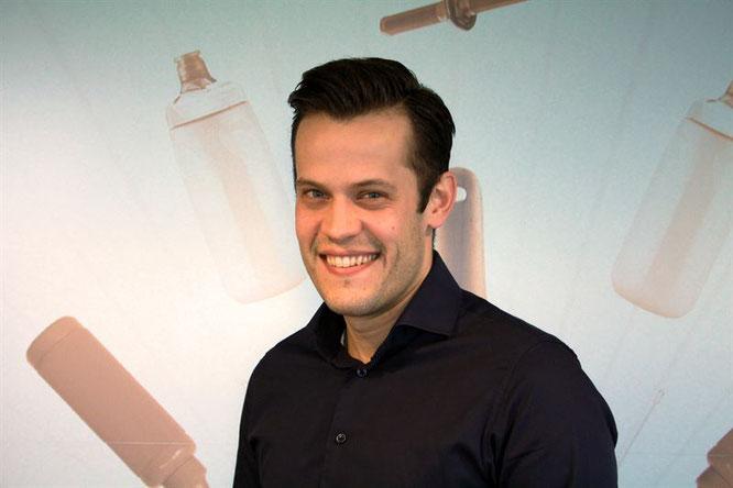 Der 29jährige Robbert-Jan Stals ergänzt seit Januar das Management