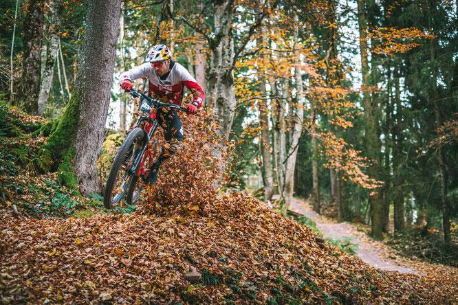 Herbstlicher Fahrspaß / © Bergbahnen Flumserberg AG