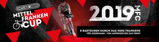 Mit neuem Schirmherr Mittelfranken per Rad erleben - Startschuss Mittelfrankencup 2019