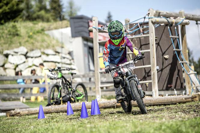 BikeHow Family Day auf der Muttereralm am 17. Juli für Groß und Klein // Fotocredit: Klaus Kranebitter, DH Verein Tirol