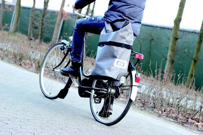 Radfahren in Corona-Zeiten: sichere Transportlösungen von B&W International