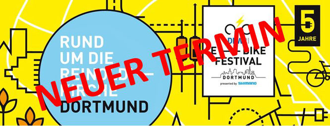 NEUER TERMIN - 5. DEW21 E-BIKE FESTIVAL DORTMUND PRESENTED BY SHIMANO