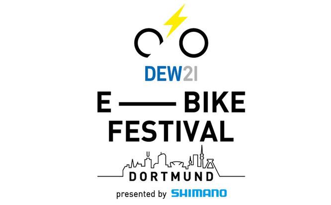 DEW21 wird Titelsponsor des E – BIKE Festival Dortmund 2018 presented by SHIMANO