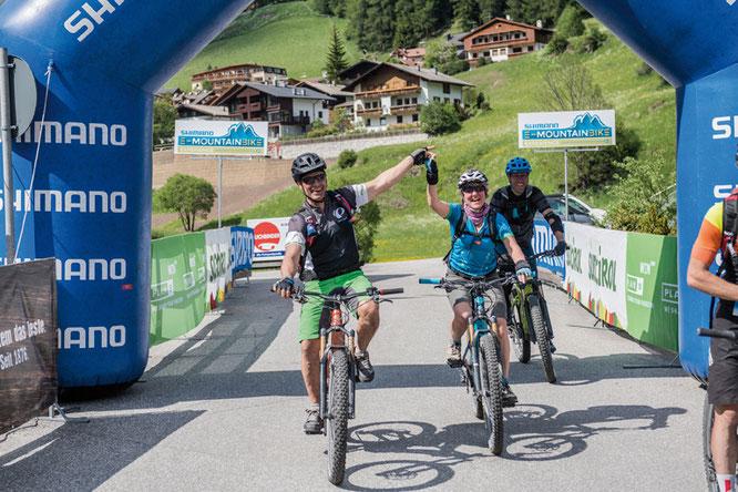 Der Weg ist das Ziel. 29. Mai bis 2. Juni 2018, 200 km quer durch Südtirol