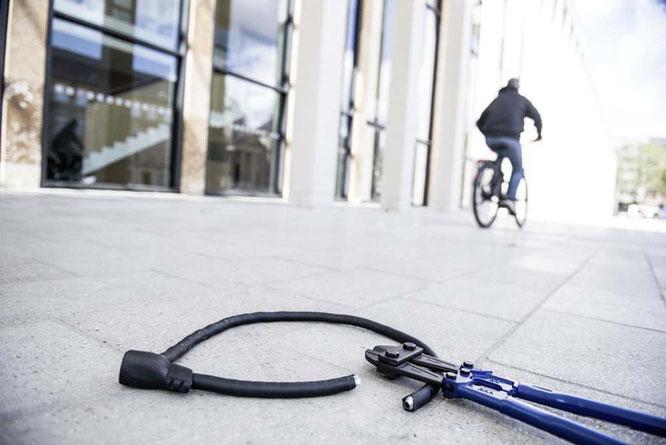 Allein in Deutschland werden jährlich rund 300.000 Fahrräder als gestohlen gemeldet. ©IT´S MY BIKE ist ein digitaler Diebstahlschutz, der neu jetzt auch über den Fahrradfachhandel zur Verfügung steht.