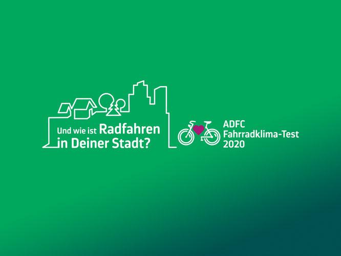 ADFC Fahrrad-Klimatest 2020 ©ADFC