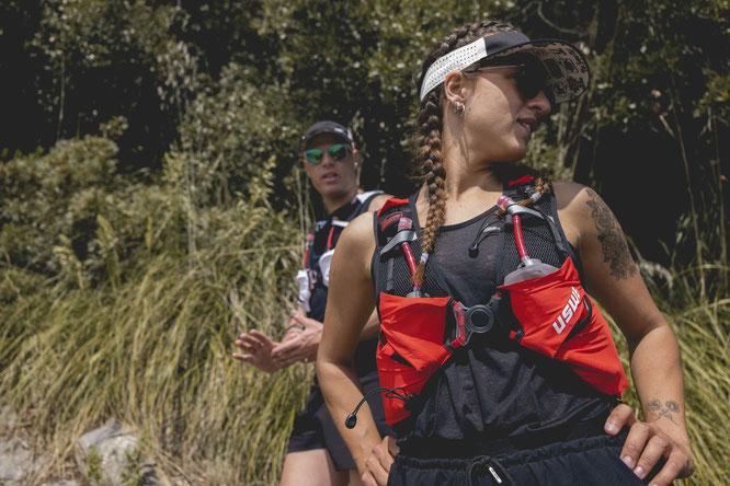 Pace™ Running Vests: Advanced, 100% stoßfrei mit ergonomischem Design, gemacht für ausdauernde und komfortable Bewegung
