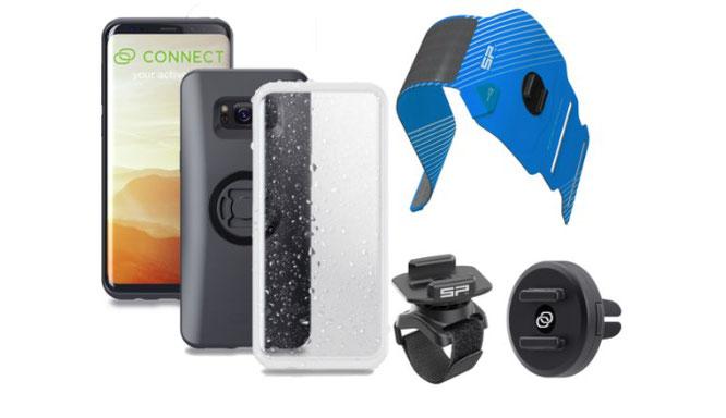 Multi Activity Bundle von SP Connect - Smartphone Integration im Set