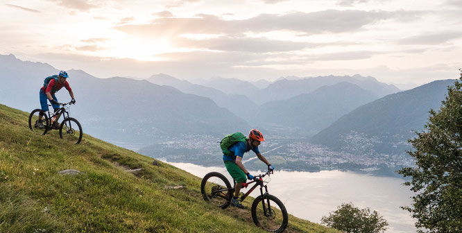 Neue Trails im Tessin / New Ticino trails