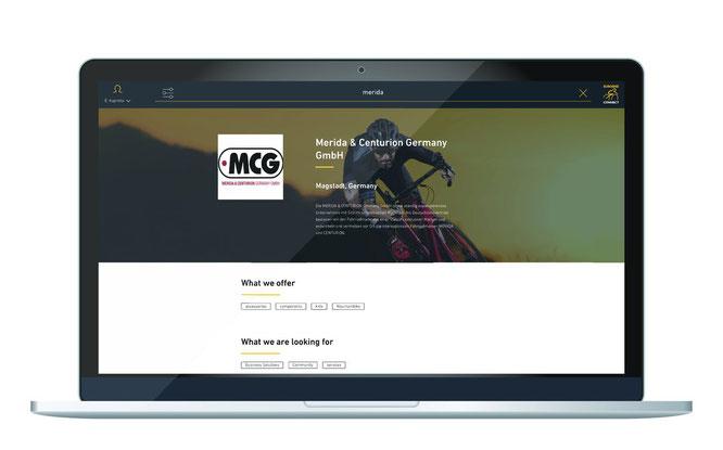 Eurobike Connect geht live: Digitale Plattform bringt die Fahrradwelt näher zusammen