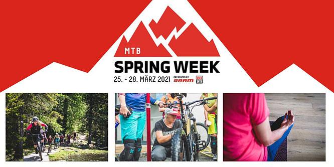 Im März und April können sich radbegeisterte Frauen bei den virtuellen Spring Weeks auf die Saison vorbereiten.
