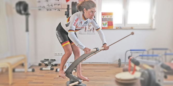 Pedalo® Bike.Visual.Trainer + Wahrnehmung + Reizinterpretation + Handlungsschnelligkeit + Bewegungsqualität + Sicherheit = maximale Leistungsfähigkeit