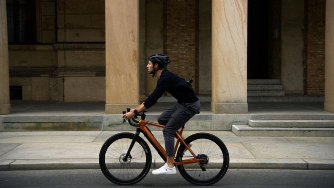 Cyklær E-Gravel