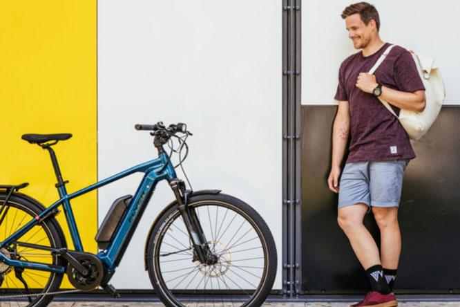 Fahrrad-Leasing jetzt auch für Selbständige, Freiberufler und kleine Unternehmen