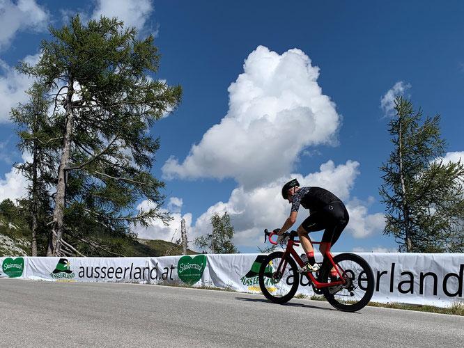 Bergzeitfahren auf den Loser - Salzkammergut Trophy