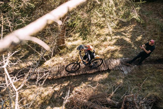 EVOC RIDE - ein Mountainbike-Rucksack für Einsteiger*innen