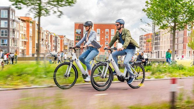 Yamaha erweitert das e-Bike-Angebot 2021 mit der bisher leichtesten Antriebseinheit und einem besonders praktischen Akku