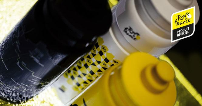 Fly Tour de France Trinkflaschen von Elite