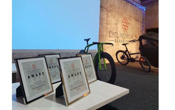 Cyclingworld-Awards 2018 - Vorschlagsphase ist gestartet