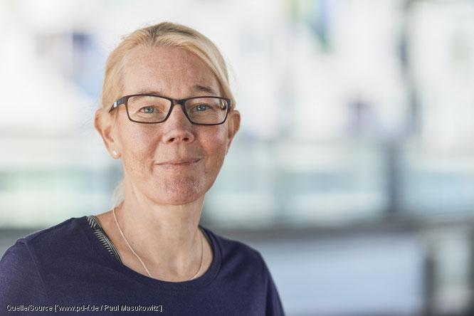 Annette Feldmann verstärkt seit Anfang September 2020 die Redaktion des pd-f Teams