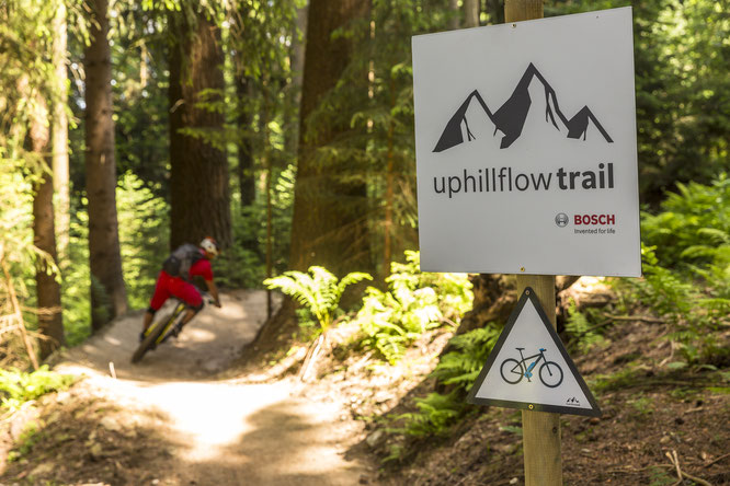 Bosch eBike Uphill Flow Trail ausgezeichnet