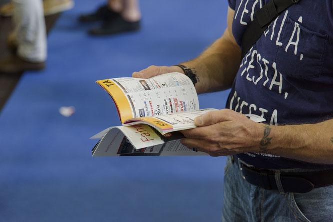 Vom 4. bis 7. September zeigen über 1400 Aussteller dem Fachpublikum und den Fahrrad-Fans ihre Neuheiten