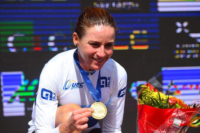 Annemiek van Vleuten - Road European Champion 2020 der Frauen