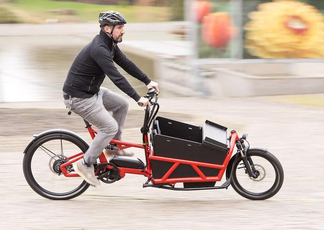 Innovative Fahrräder, Zubehör und Radtouristik in der Messe Essen